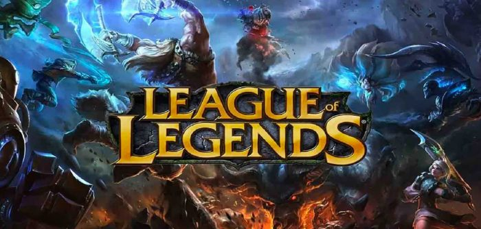 Download Game League of Legends Android
