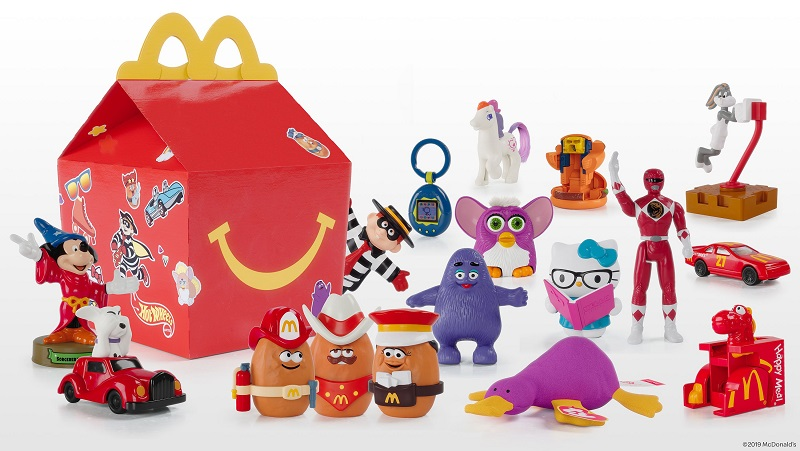 Happy Meals McDonald's